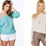 Вязание спицами для женщин: модные модели 2017 года с описанием
